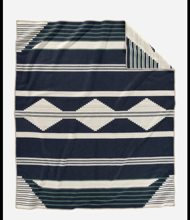 Pendleton Preservation Series Blanket, PS01 Early Navajo Sarape: Robe