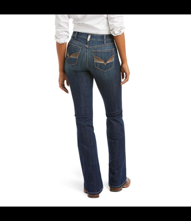 Ariat High Rise Boot Cut Jeans