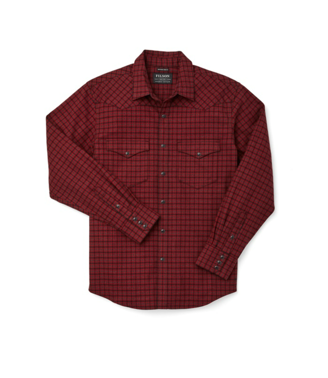 Filson Western Flannel Shirt