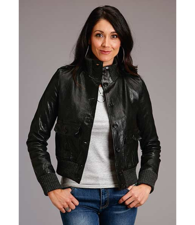 Stetson Smooth Lamb Leather Jacket