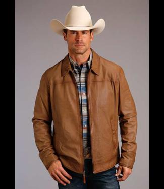Stetson & Roper Apparel Stetson Leather Jacket