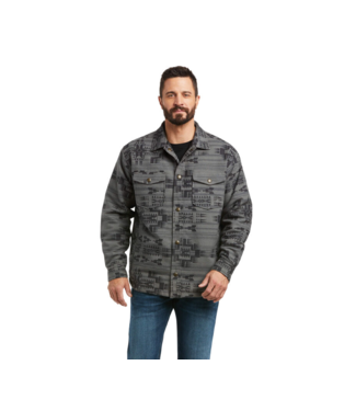 Ariat Halderman Fitted Insulated Shirt Jacket