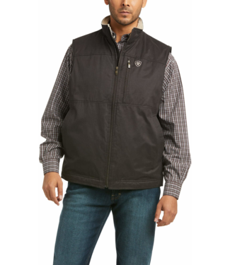 Ariat Grizzly Conceal Carry Canvas Insulated Vest