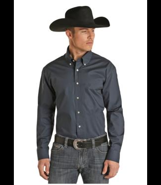 Panhandle Slim Classic Fit Print Shirt