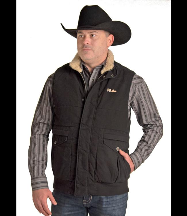 Panhandle Slim Canvas Conceal Carry Vest
