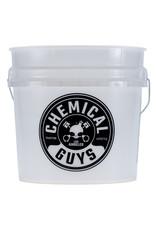 Chemical Guys IAI_504 - Heavy Duty Bucket w/ CG Logo (4.25 Gal)