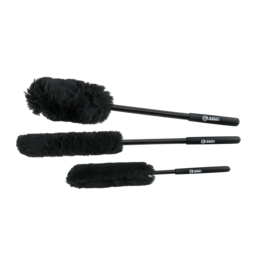 Chemical Guys Chemical Guys ACC602 - Extended Reach Wheel Gerbils Wheel and Rim Brushes (3 Brushes)