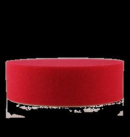 Chemical Guys ACC_113 Foam Applicator: Red Foam Premium Applicator Die Cut 4 Inch X 1.25 Wax/Sealant  Applicator Pad(1 Unit)