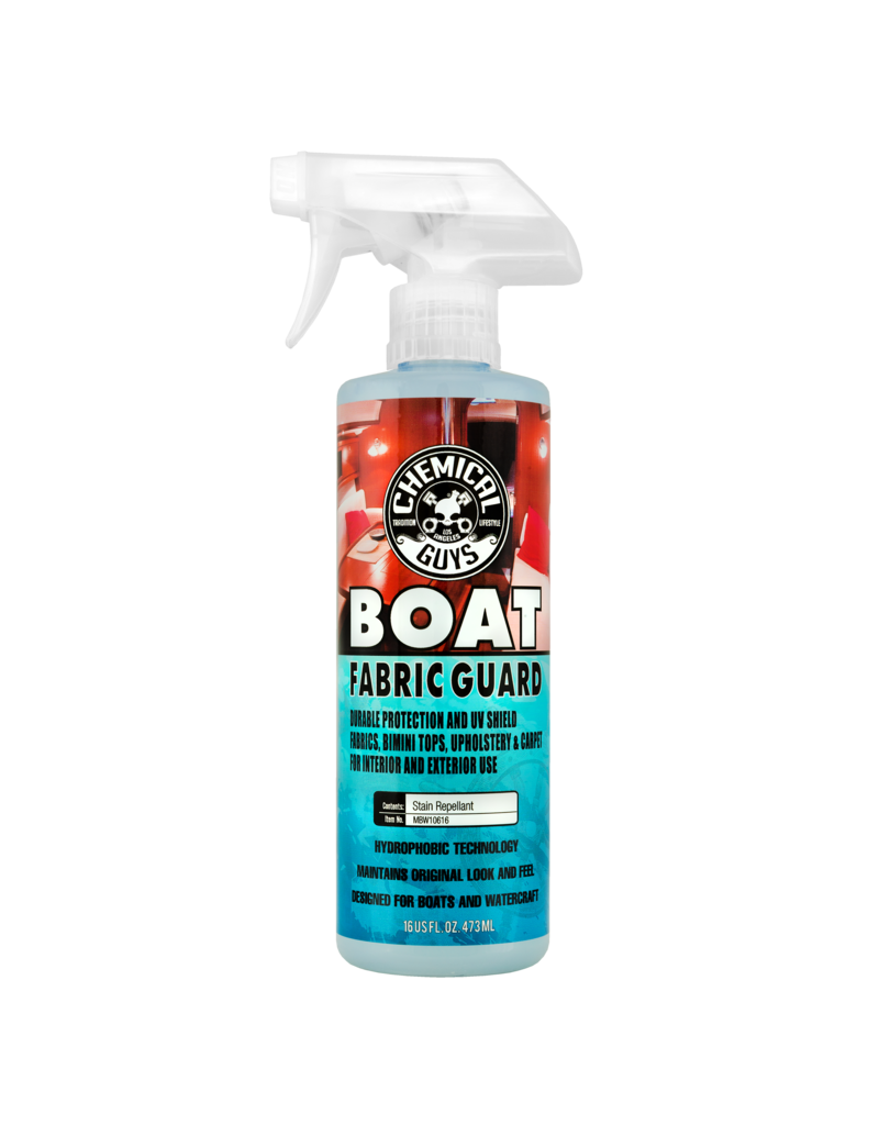 Chemical Guys MBW10616 Boat Fabric Guard (16oz)