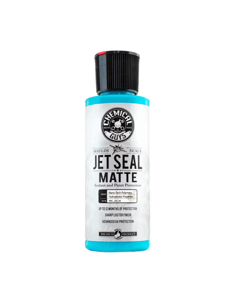 Chemical Guys WAC_203_04 Jet Seal Matte Paint Sealant (4 oz.)
