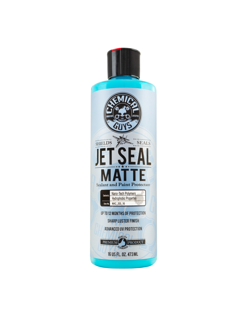 Chemical Guys WAC_203_16 Jet Seal Matte Paint Sealant (16 oz.)