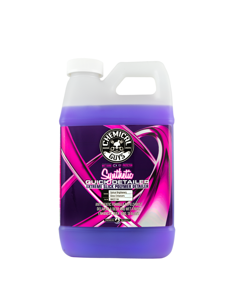Chemical Guys WAC21164 Synthetic Quick Detailer (64 oz)