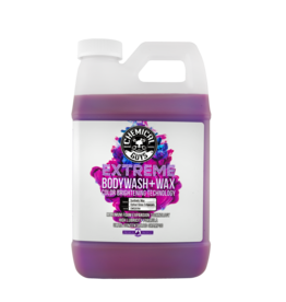 Chemical Guys CWS20764 - Extreme Body Wash & Wax with Color Brightening Technology (64 oz - 1/2 Gal)