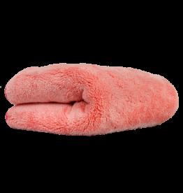"Chemical Guys MIC_1005 Mrs. Sasquatch Maximus Microfiber Towel, Pink, 16"" X 16"""
