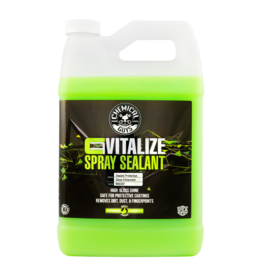 Chemical Guys WAC207 Carbon Flex Vitalize Spray Sealant (1 Gal)