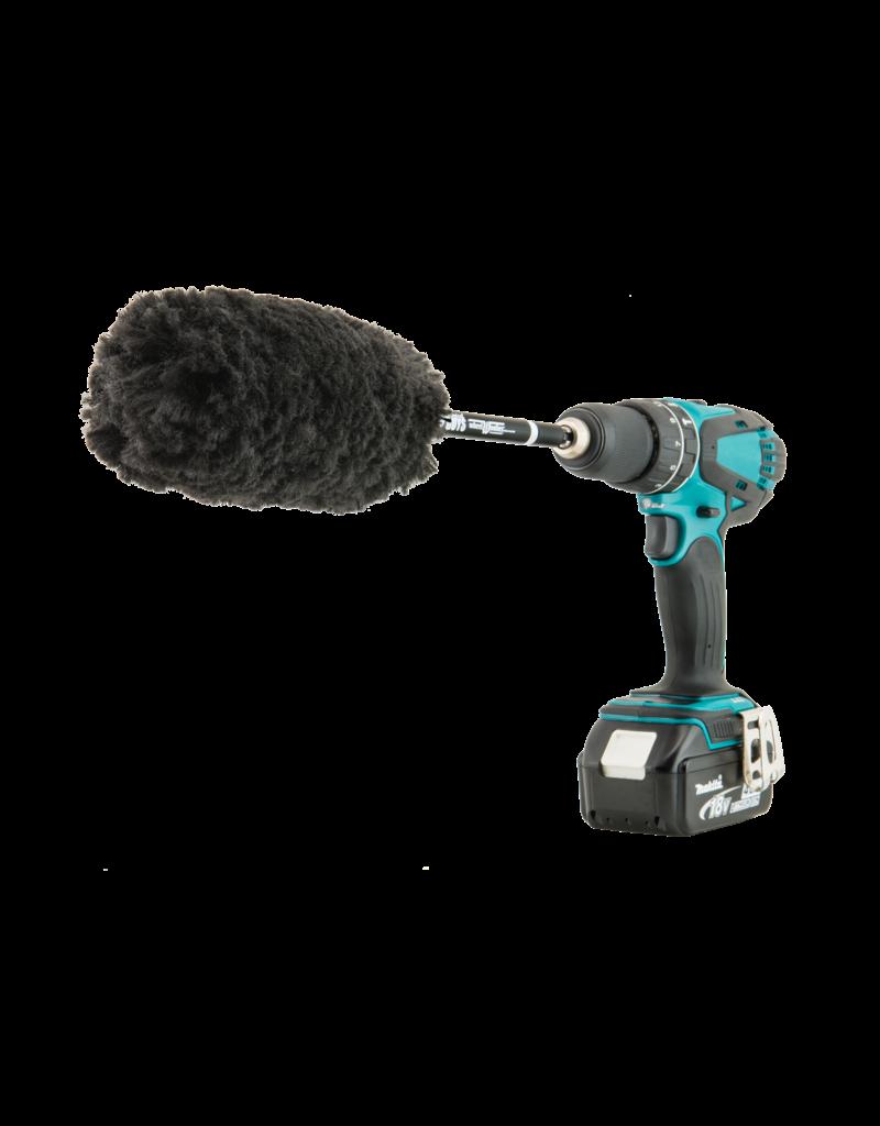 Chemical Guys Power Woolie PW12X Microfiber Drill Brush