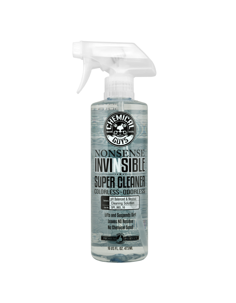 Chemical Guys SPI_993_16 Nonsense Concentrated Colorless/Odorless All Surface Cleaner (16 oz)