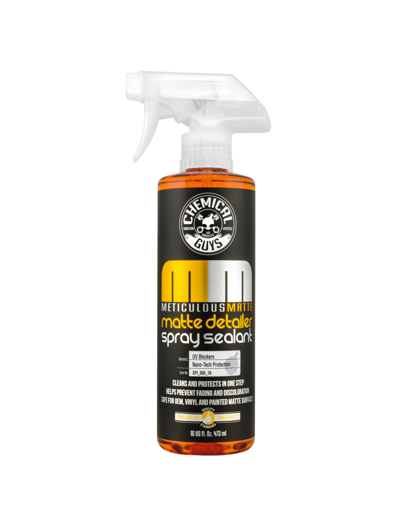 Chemical Guys SPI_995_16 Meticulous Matte Detailer (16 oz)