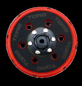 "TORQ Tool Company TORQ200 5"" Backing Plate For TORQ22D Machine"