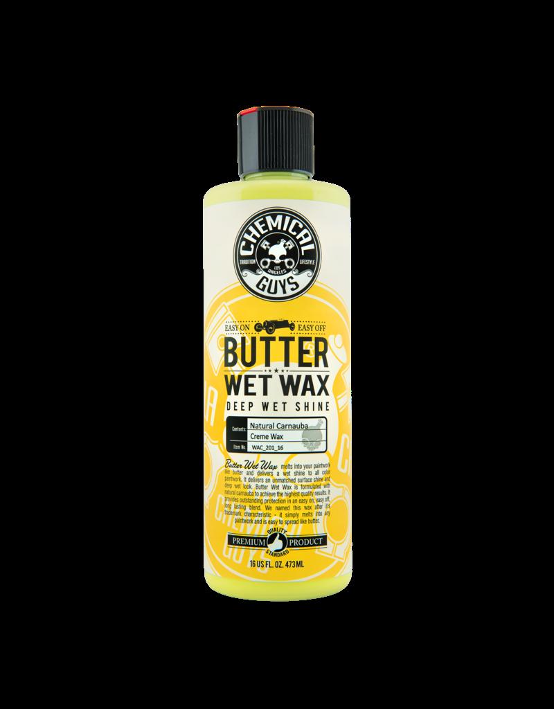 Chemical Guys WAC_201_16 Butter Wet Wax  (16 oz)