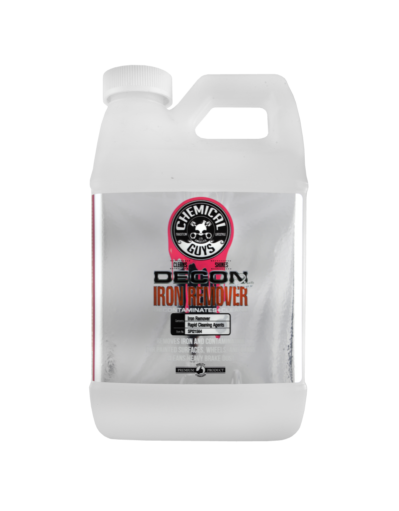 Chemical Guys SPI21564 Decon Pro Iron Remover  (64oz)