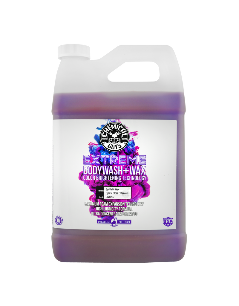 Chemical Guys Extreme Body Wash & Wax