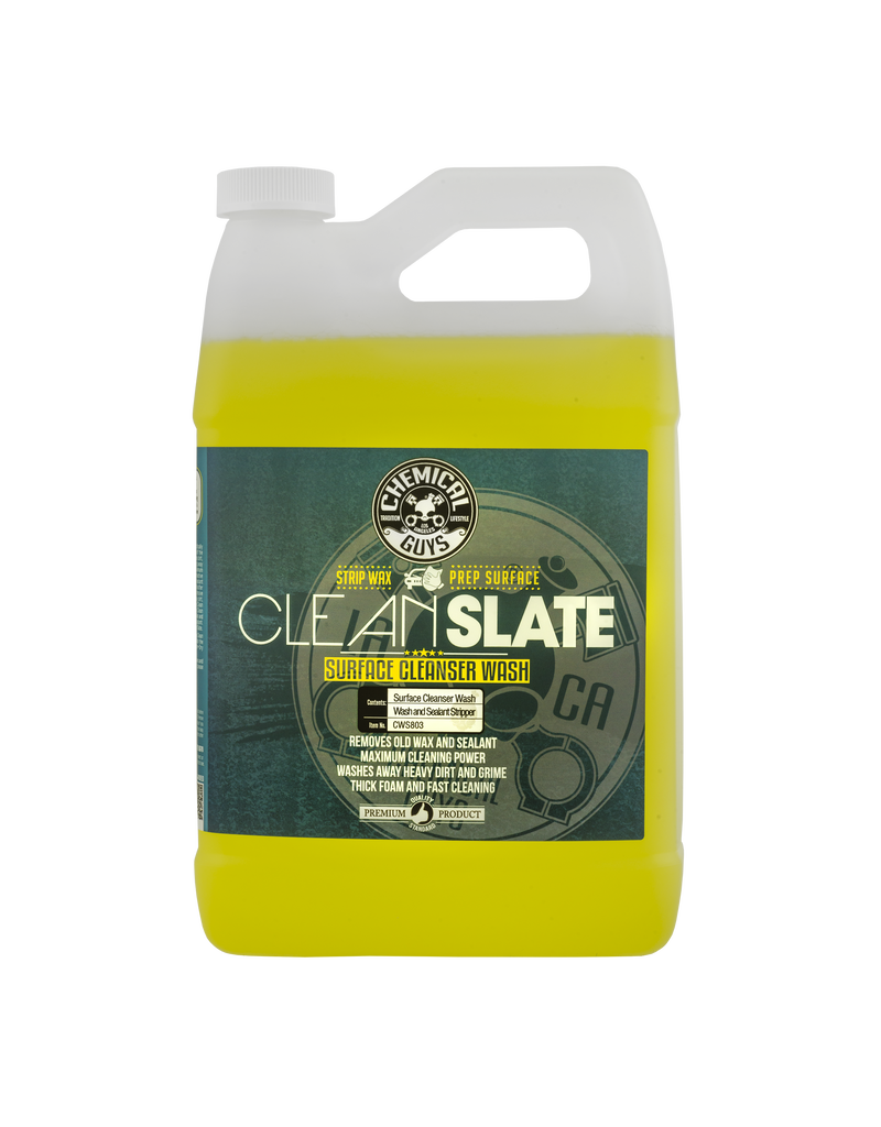 Chemical Guys Clean Slate Wax-Stripping Wash Soap