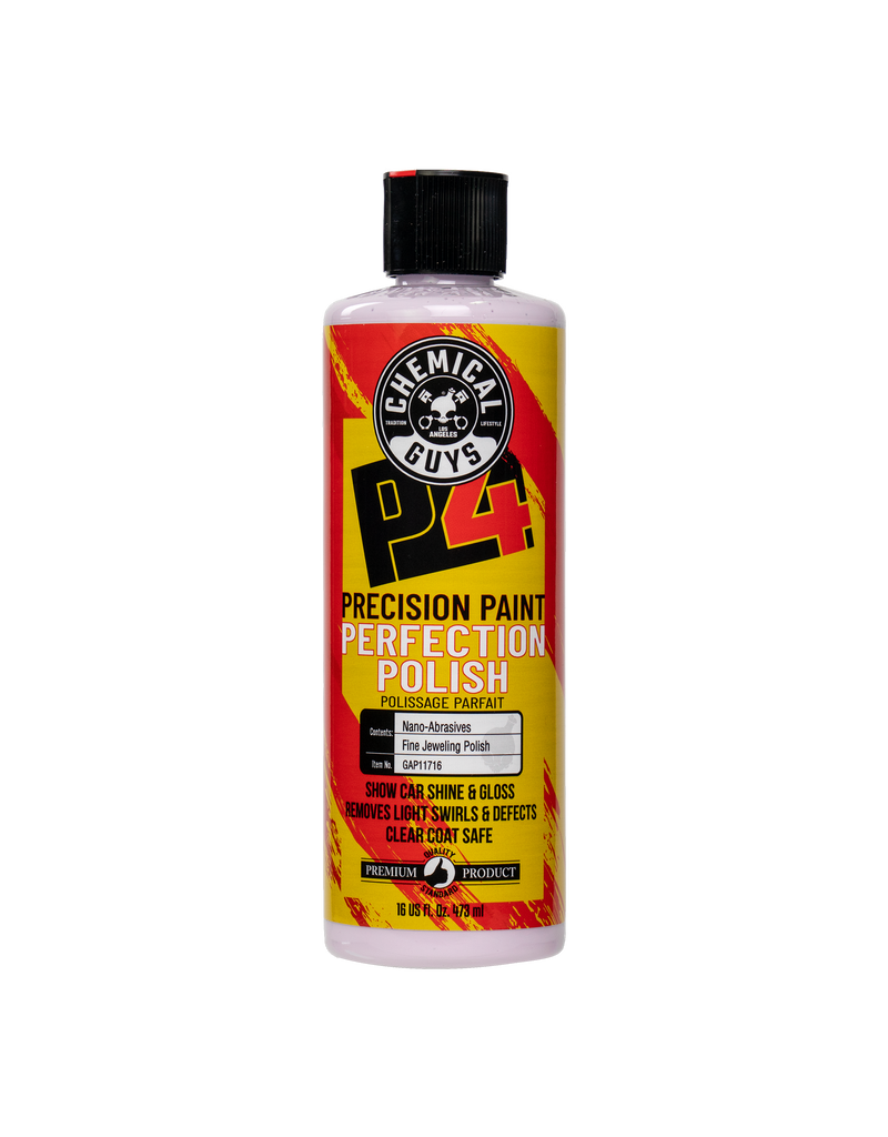 Chemical Guys P4 Precision Paint Perfection Polish
