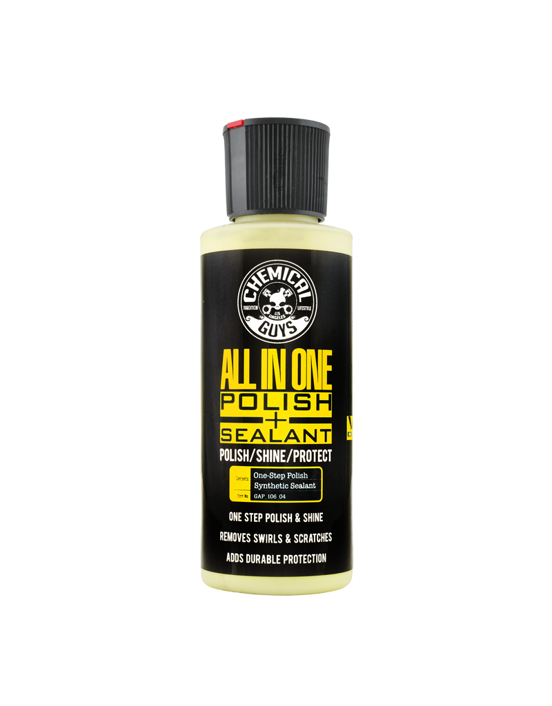 Chemical Guys V4 All-In-One Polish & Sealant