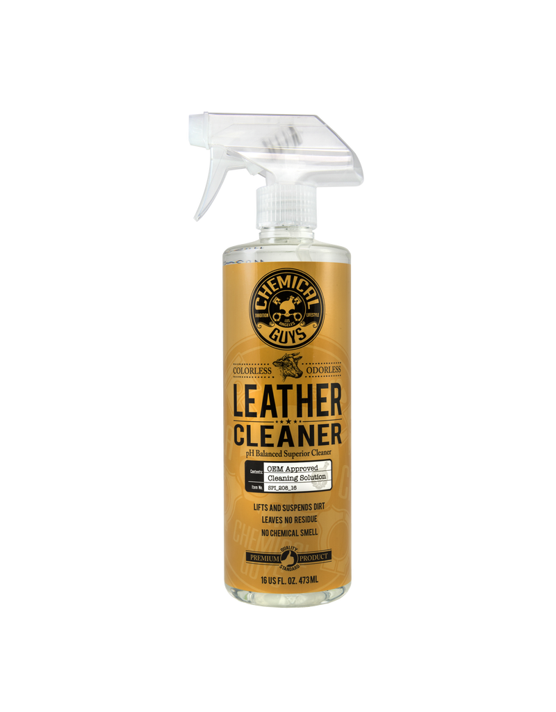 Chemical Guys Odorless Leather Cleaner