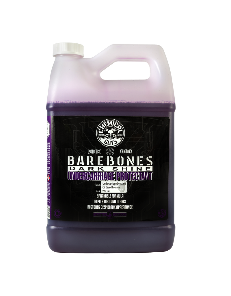 Chemical Guys Bare Bones Undercarriage Protectant Spray