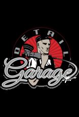 Chemical Guys Detail Garage Logo Sticker 4 in.