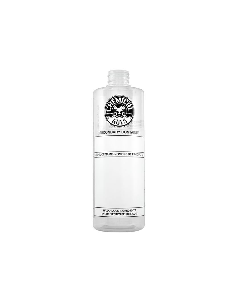 Chemical Guys Secondary Container Dilution Bottle 16oz