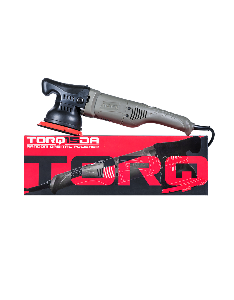 TORQ Tool Company TORQ 15DA Polishing Machine