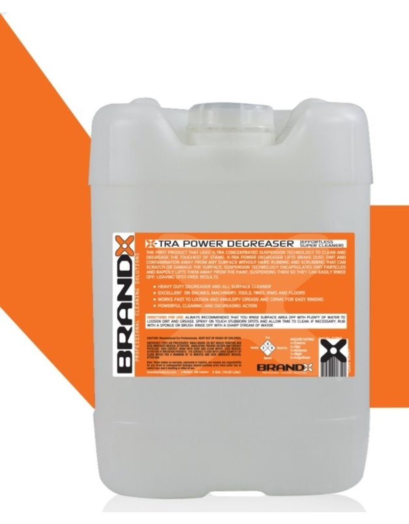 Brand-X X-TRA Power Degreaser  5 Gal.