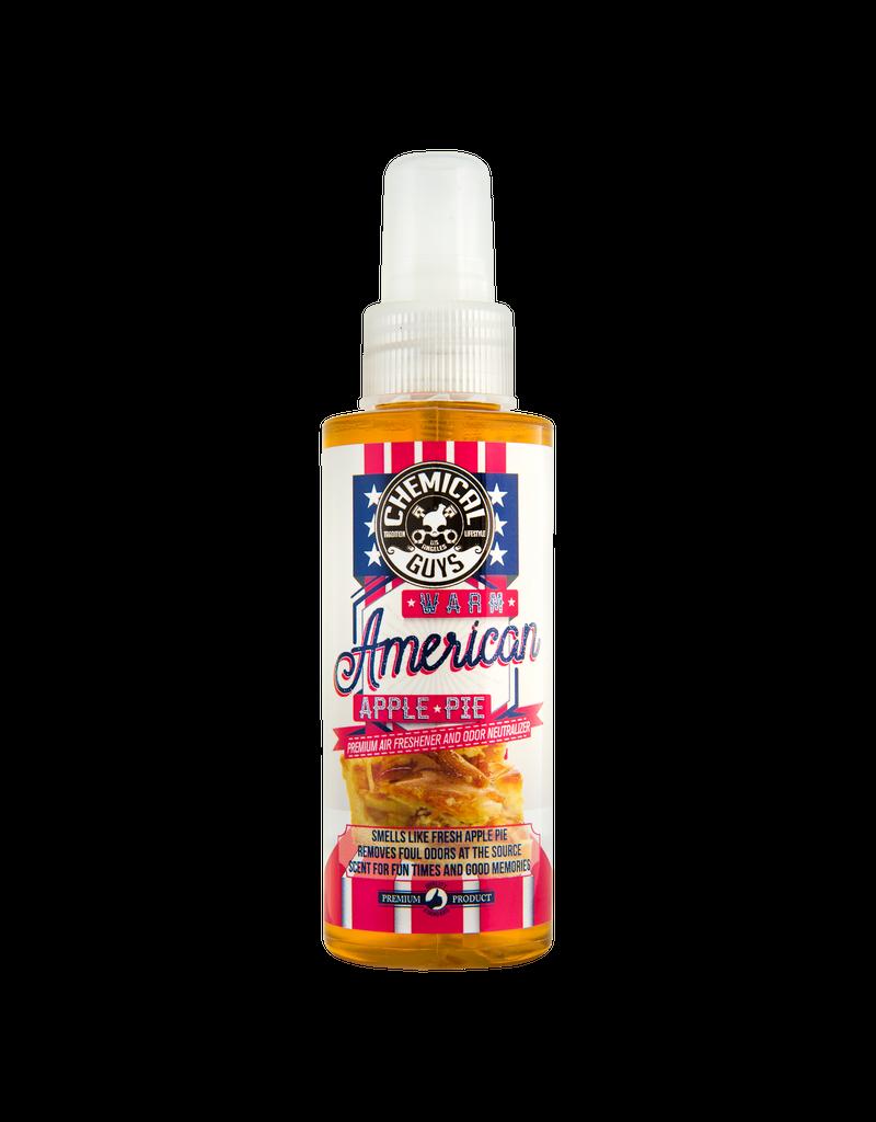 Chemical Guys Warm American Apple Pie Air Freshener