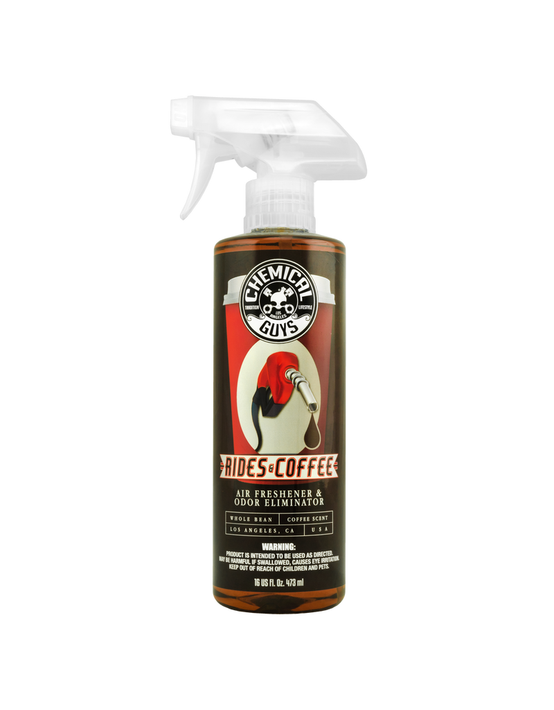 Chemical Guys Rides & Coffee Scent Air Freshener