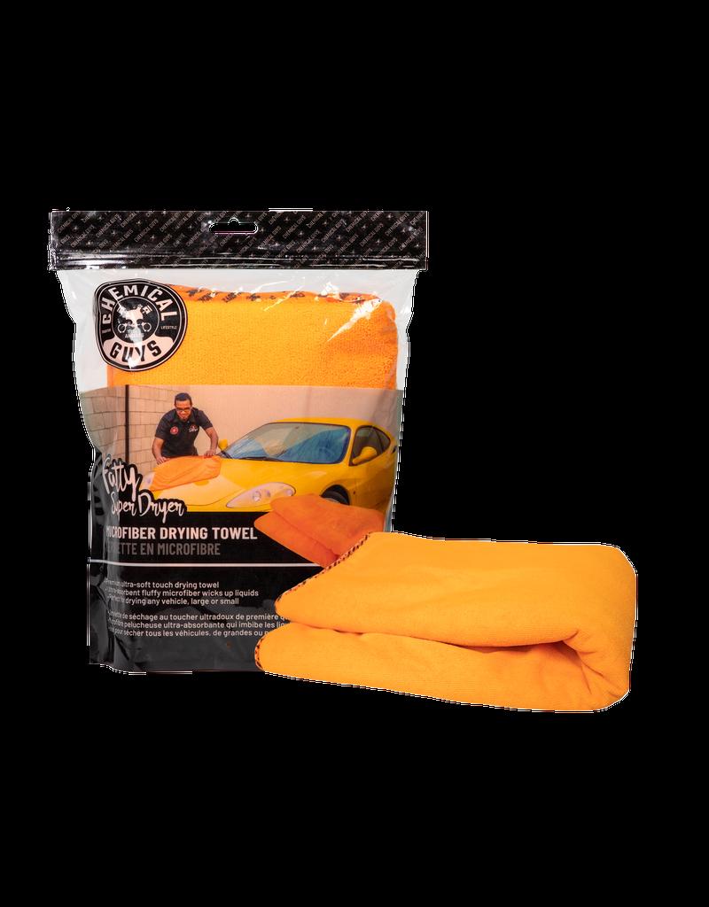 Chemical Guys Fatty Super Dryer Microfiber Drying Towel