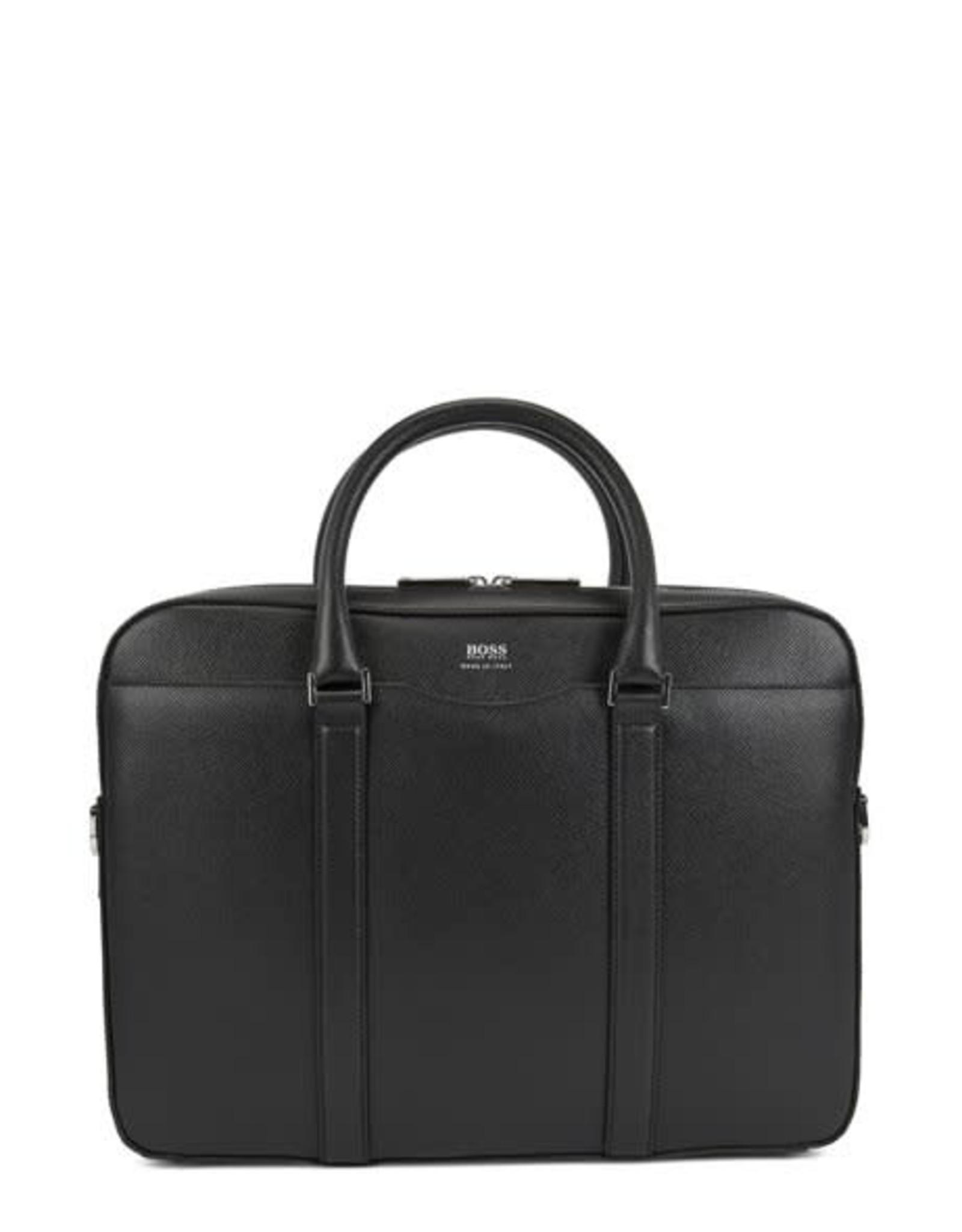 Hugo Boss Boss Leather Bag Signature