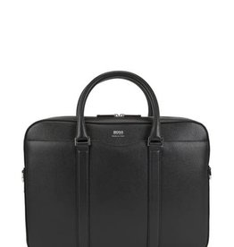 Hugo Boss Boss Leather Bag Signature