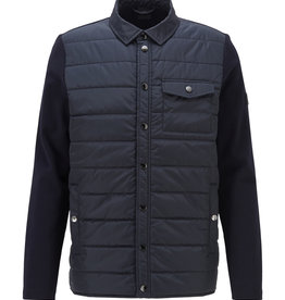 Hugo Boss Hugo Boss Padded Hybrid Sweater Jacket
