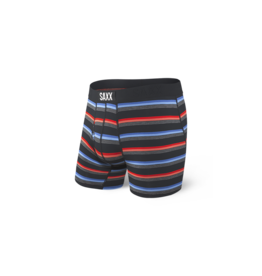 SAXX Saxx Ultra Black Blurred Stripe