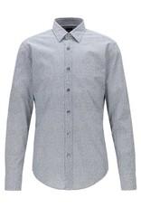 Hugo Boss Hugo Boss Floral Print Cotton Sport Shirt
