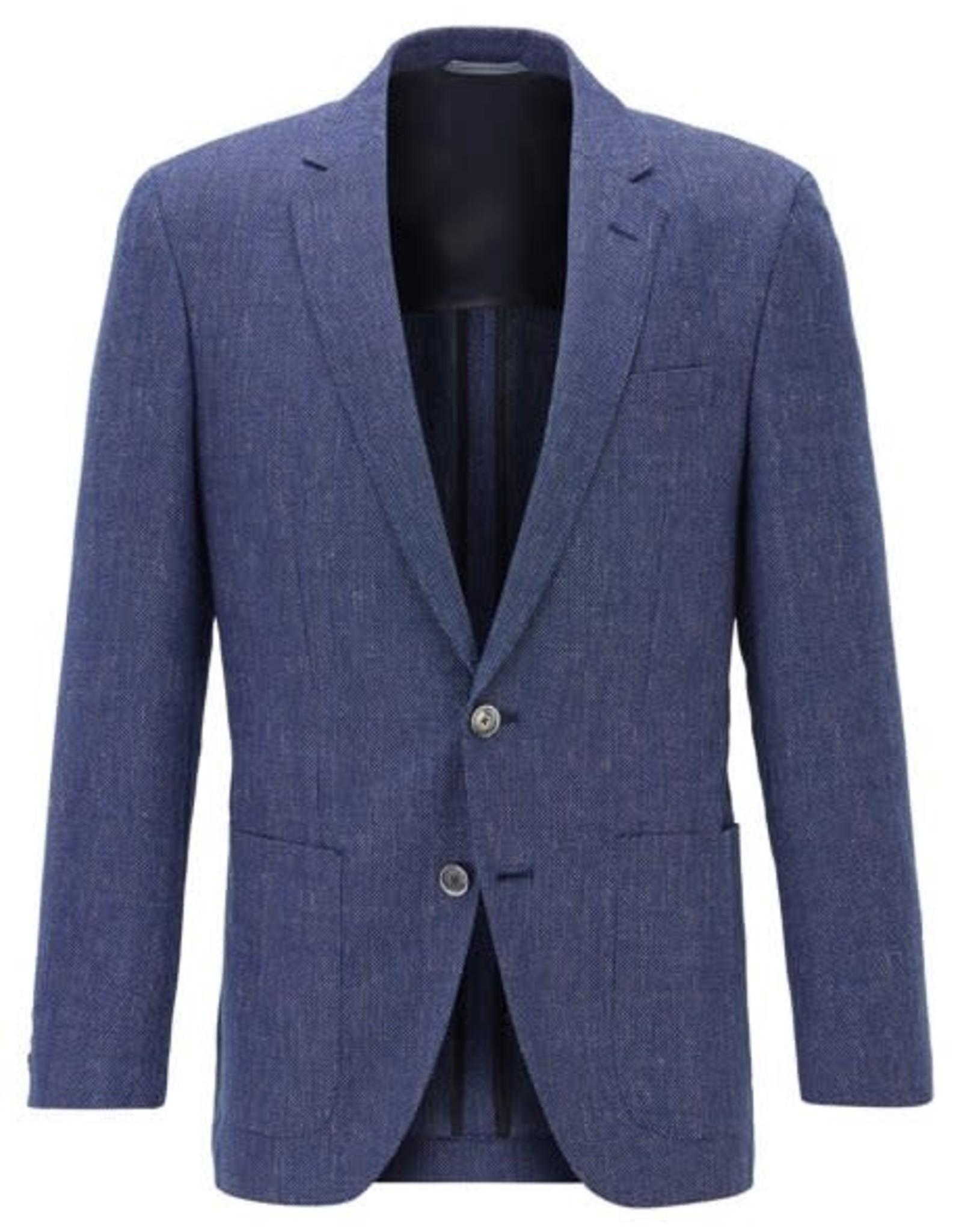 Hugo Boss Hugo Boss Haylon Wool-Linen Sports Jacket