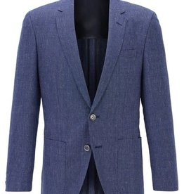 Hugo Boss Hugo Boss Haylon Wool-Linen Sports Jacket