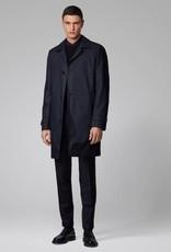 Hugo Boss Hugo Boss Derrek Cotton-Blend Overcoat