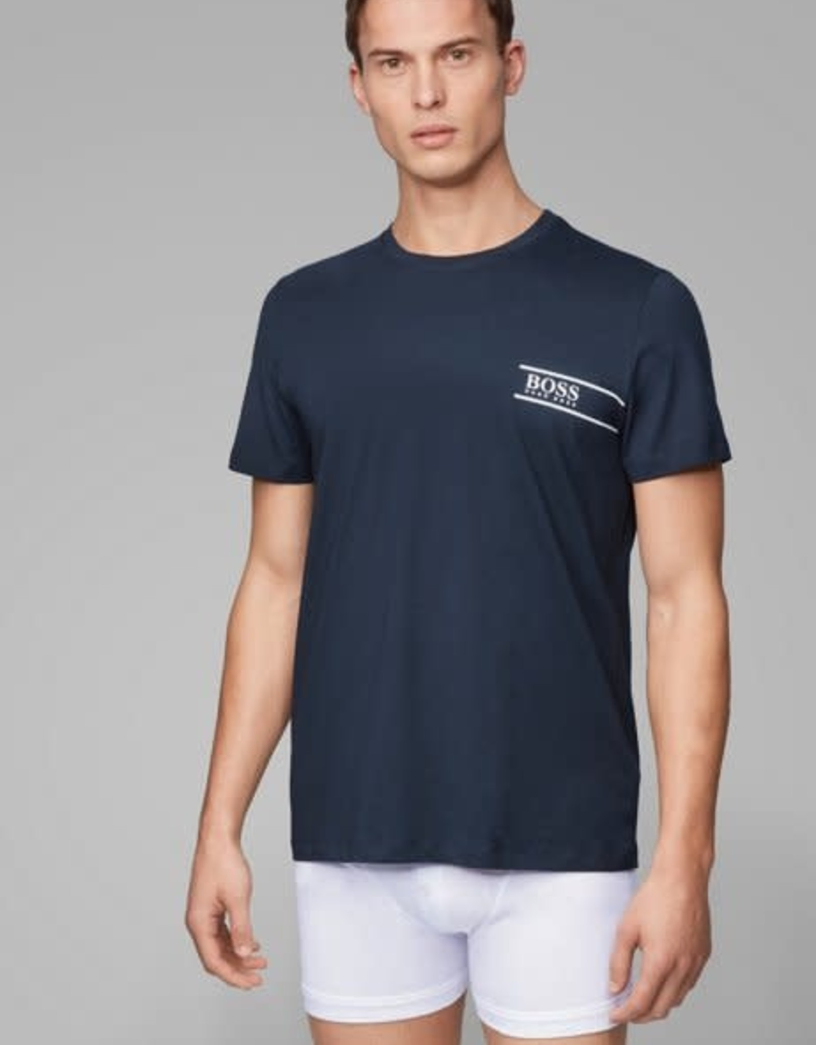 Hugo Boss Hugo Boss Relaxed-Fit Cotton Undershirt