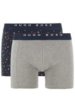 Hugo Boss Hugo Boss Cotton Boxer Brief 2-Pack