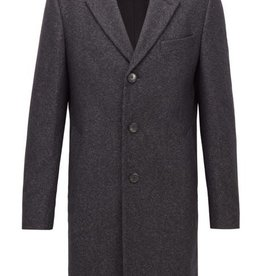 Hugo Boss Hugo Boss Nye Wool Overcoat