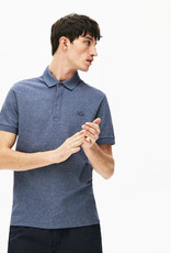 Lacoste Lacoste Regular Fit Stretch Cotton Paris Polo